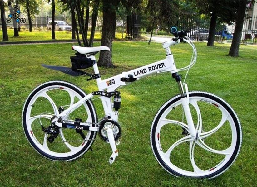 Выбор универсального велосипеда-внедорожника Land Rover