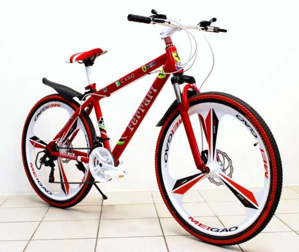 Велосипед Феррари: всё, что необходимо знать