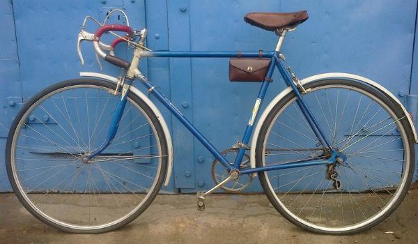 Легендарный советский велосипед-легенда «Спутник»