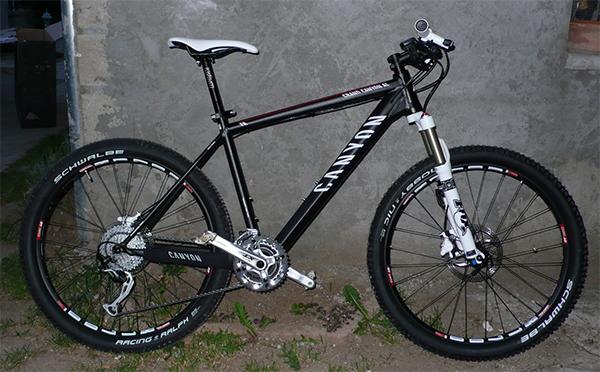 Canyon – велосипеды высочайшего качества из Германии