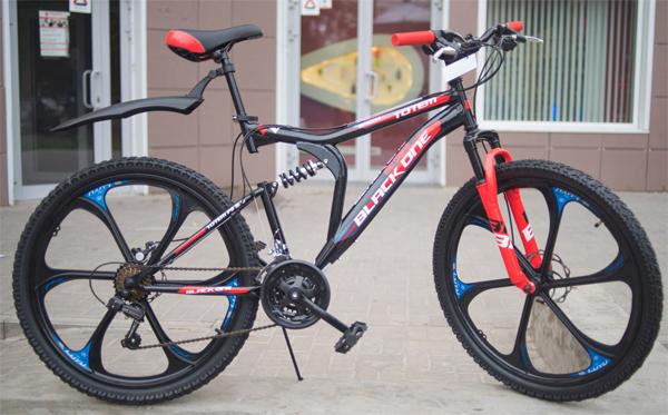 Black One — велосипеды для любого велосипедиста