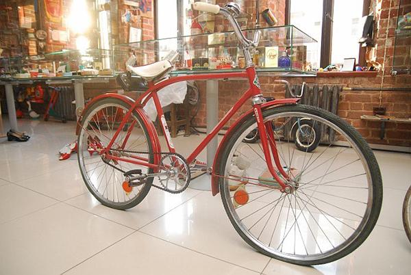 Велосипед «Орленок» — всеобщий любимец подростков всех времен