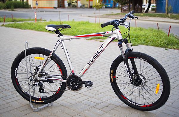 Байки и велосипеды Welt помогут поддерживать активный образ жизни
